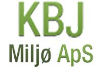 KBJ Miljø ApS Logo